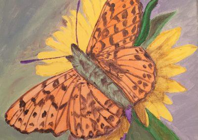 Joy's Butterfly