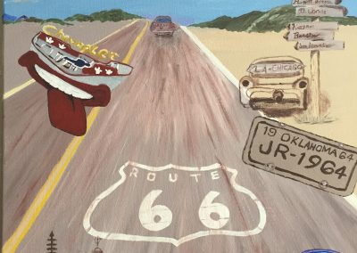 Jerry's Route 66
