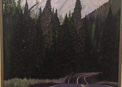 Road to the Cascades